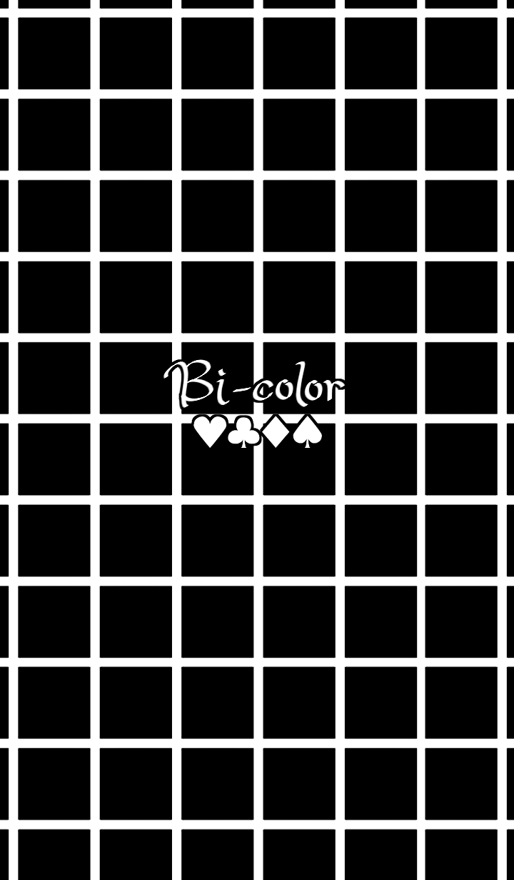 Bi-color -Windowpane-
