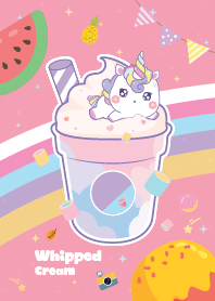 Unicorn Sweets Whipped Cream