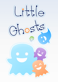 Little Ghosts (White Ver.1)