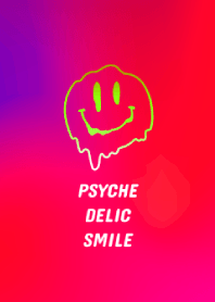 PSYCHEDELIC SMILE THEME 02