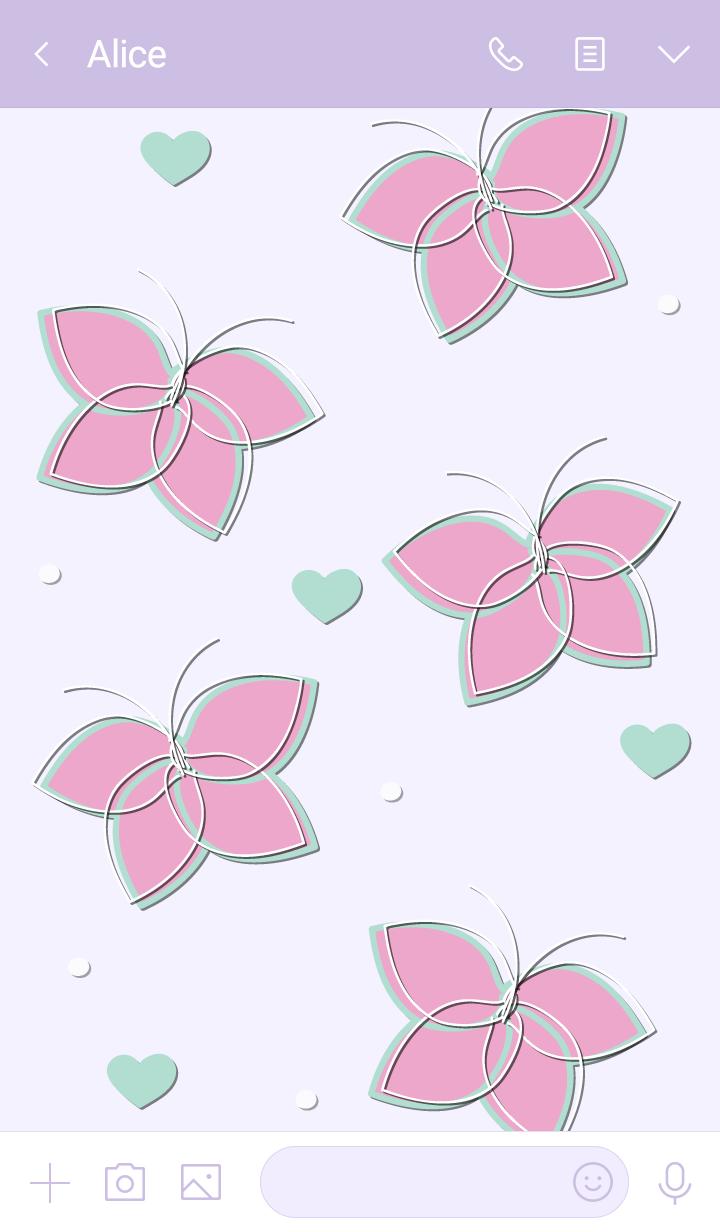 Cute butterflies 64 :)