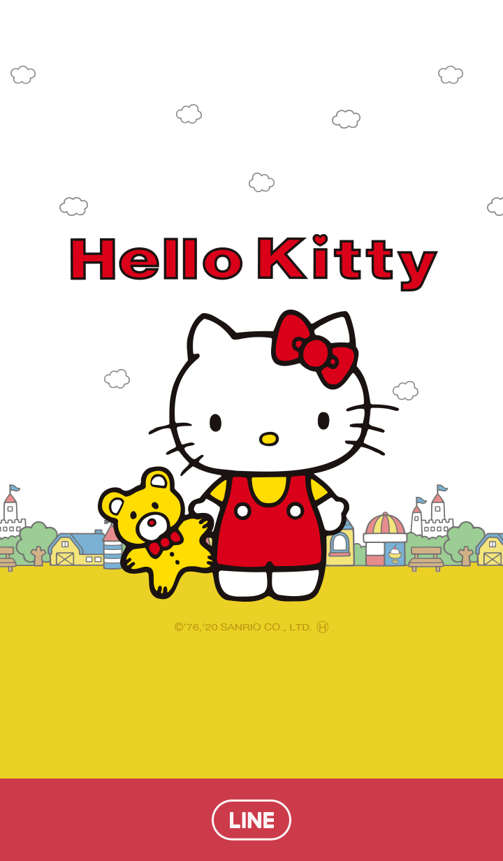 Hello Kitty 70's Revival