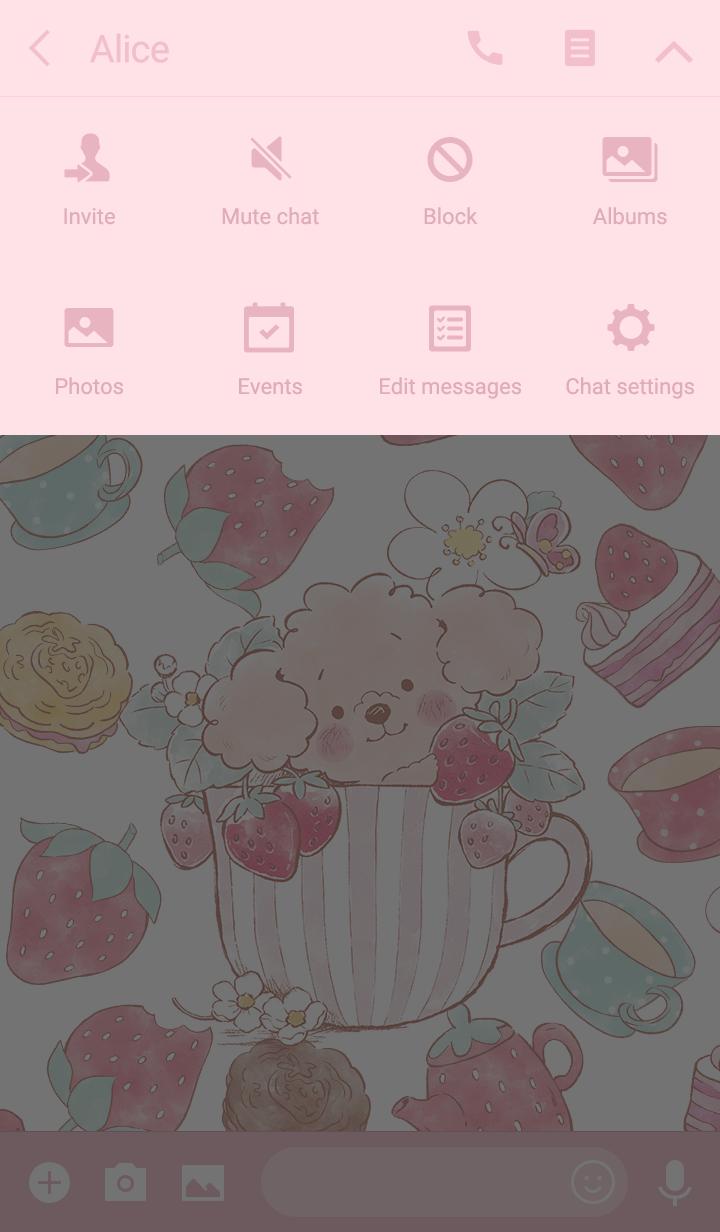Mokopoo&strawberry