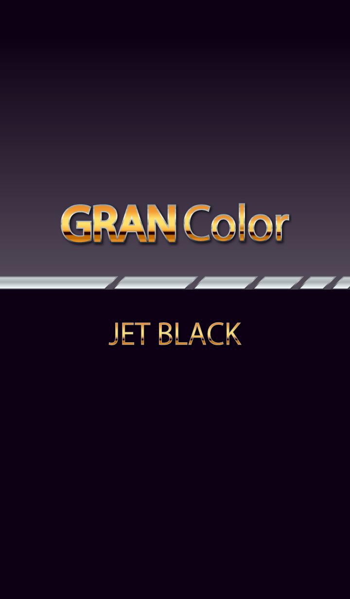 GRAN Color Jet Black