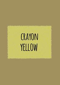 Crayon สีเหลือง 4 / สี่เหลี่ยมจัตุรัส