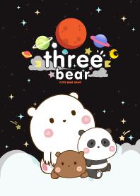 Bear Minimal Galaxy Night