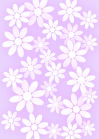 Pastel Flower [ Purple ] Ver.1