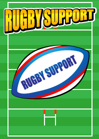 Rugby support