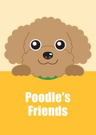 Poodle's Friends
