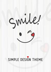 Simple Smile Wood. 2