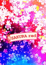 SAKURA red.