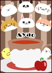 Ayao Scandinavian mocha style