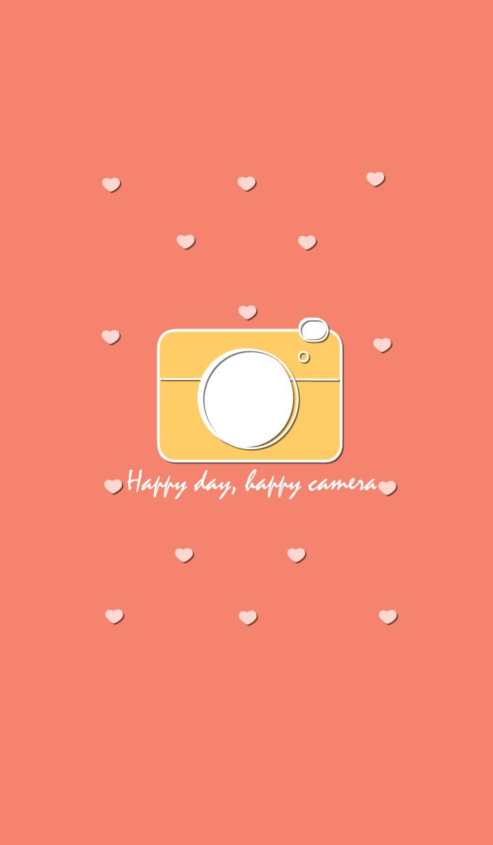 Cute camera theme 34