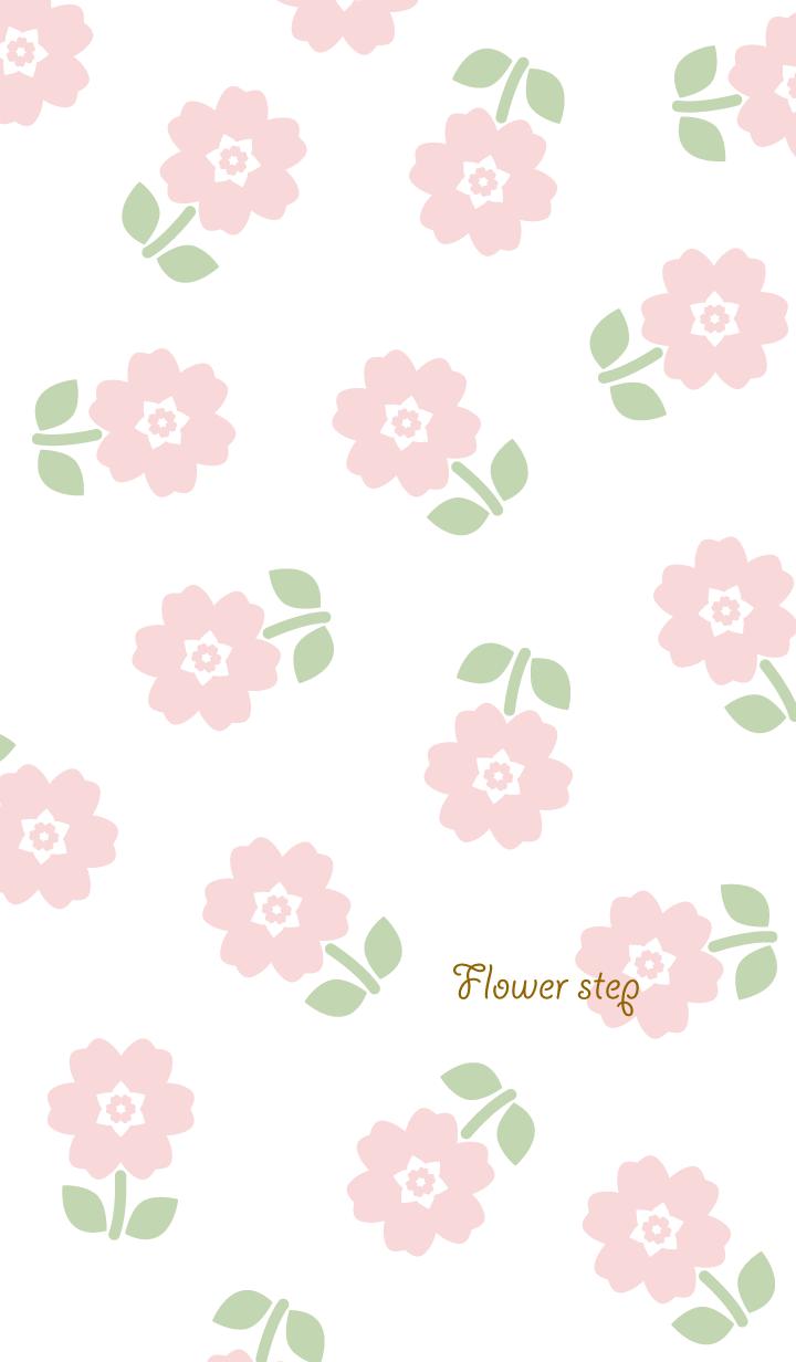 Flower step