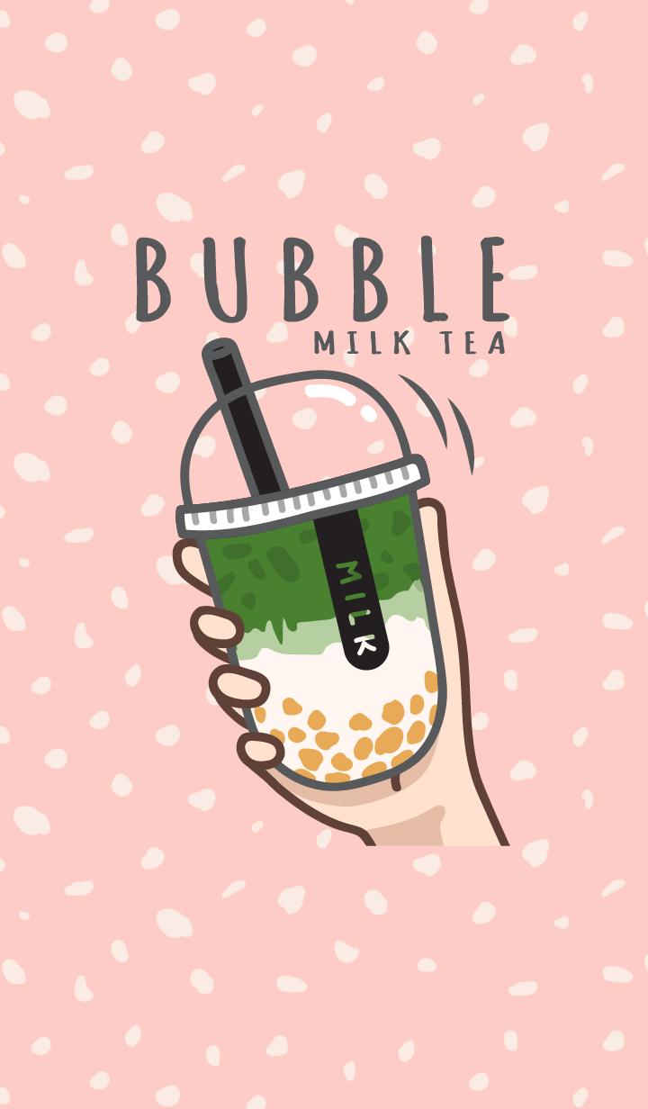Bubble milk tea cafe 2 (Golden Bubble)