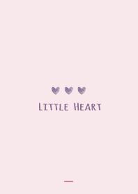 Pink : Watercolor heart