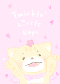 Twinkle² Little Days/粉紅櫻花季