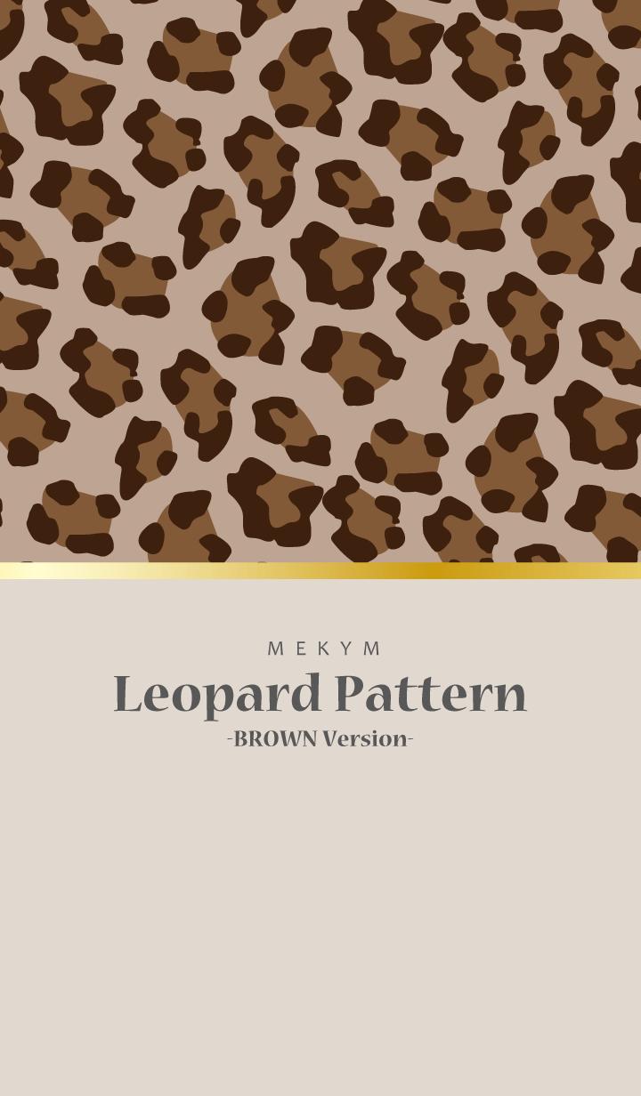 Leopard 7 -BROWN Version-