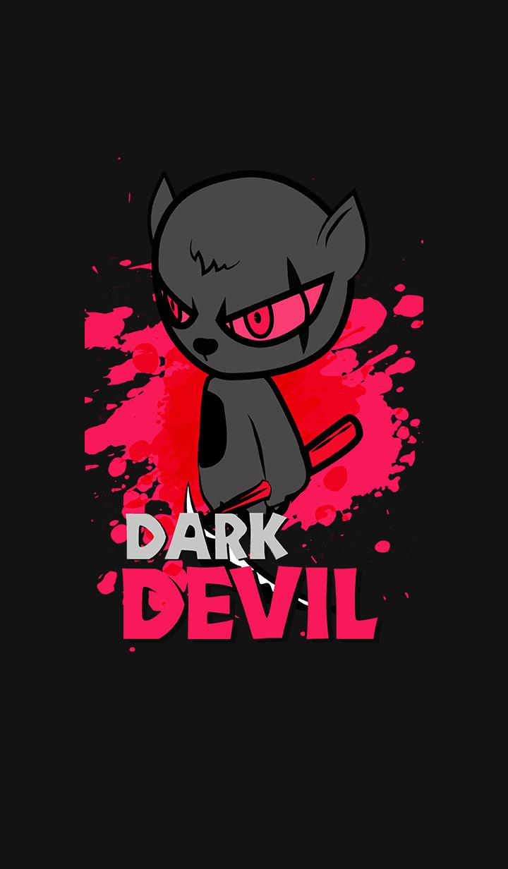 DARK DEVIL Pink theme