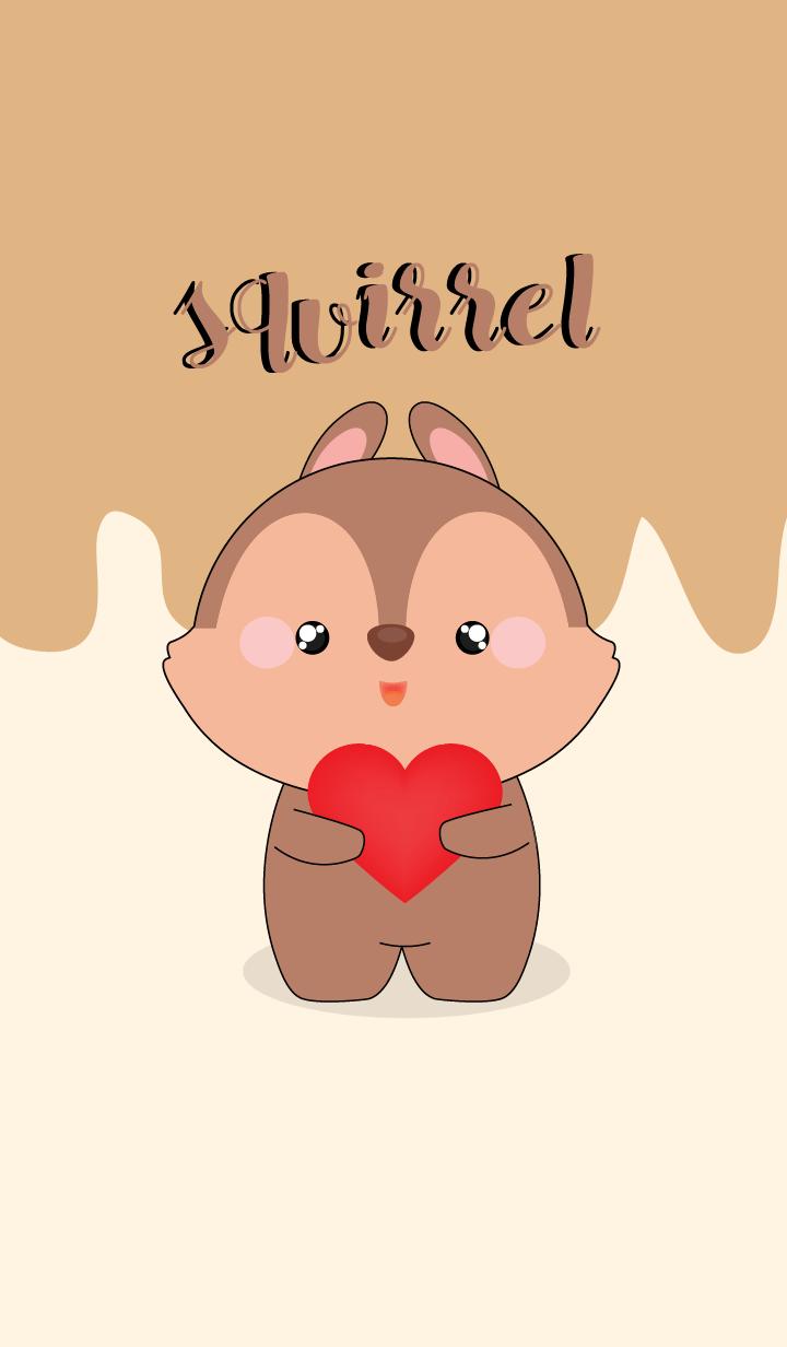 Love Love Cute squirrel (jp)