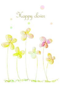artwork_Happy Clover