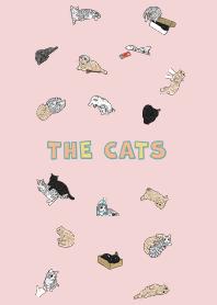 貓下去2 - pink