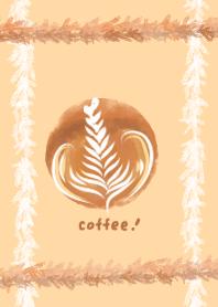 good morning! coffee time