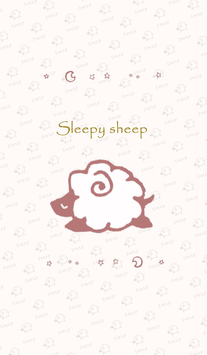 Sleepy sheep - jp