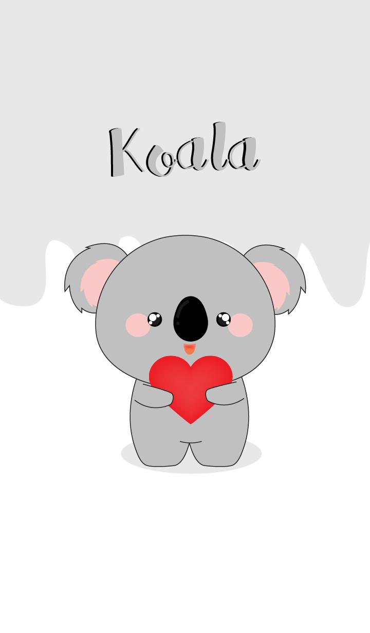 Love Love Koala
