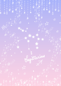 Sagittarius -beautiful Hoshi-