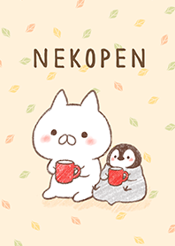 penguin and cat days(秋色...