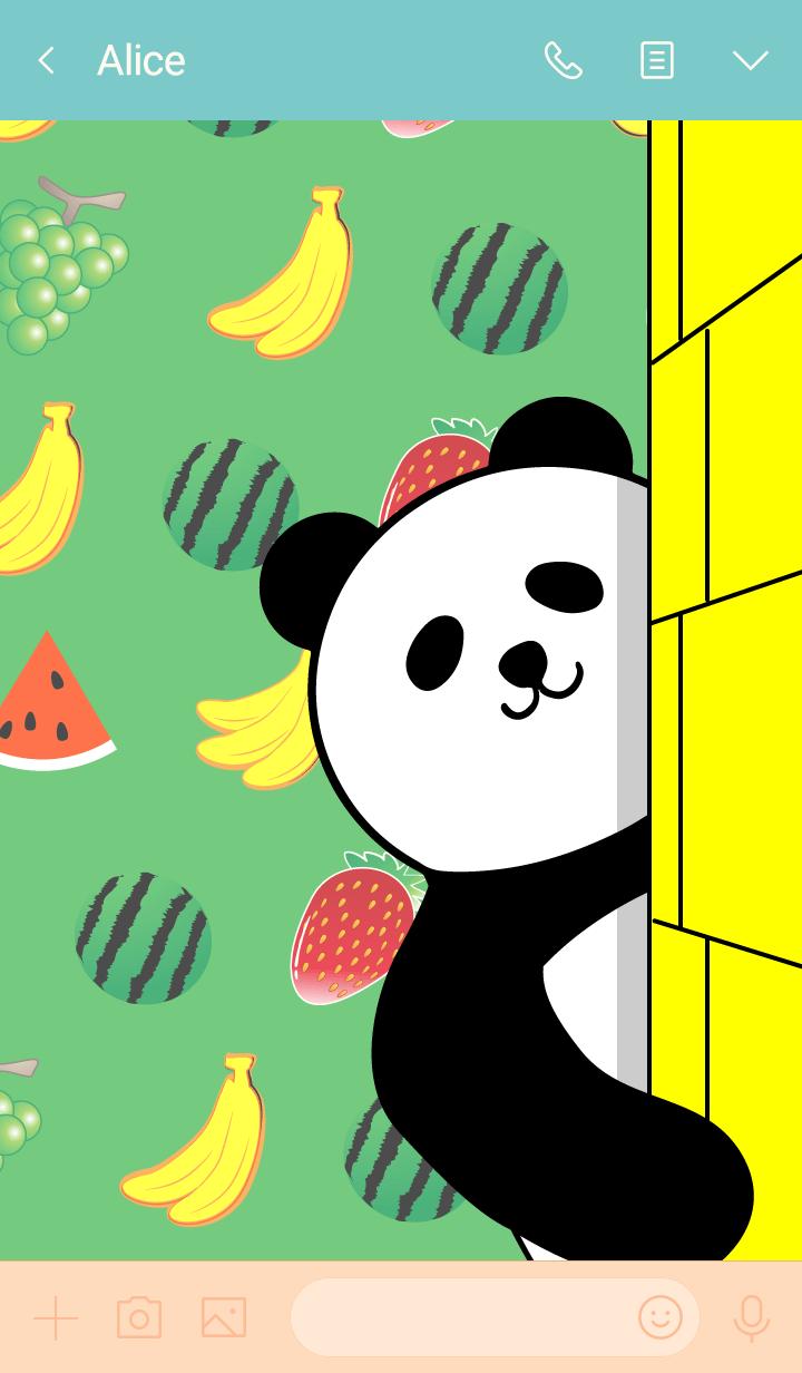Panda everyday 6