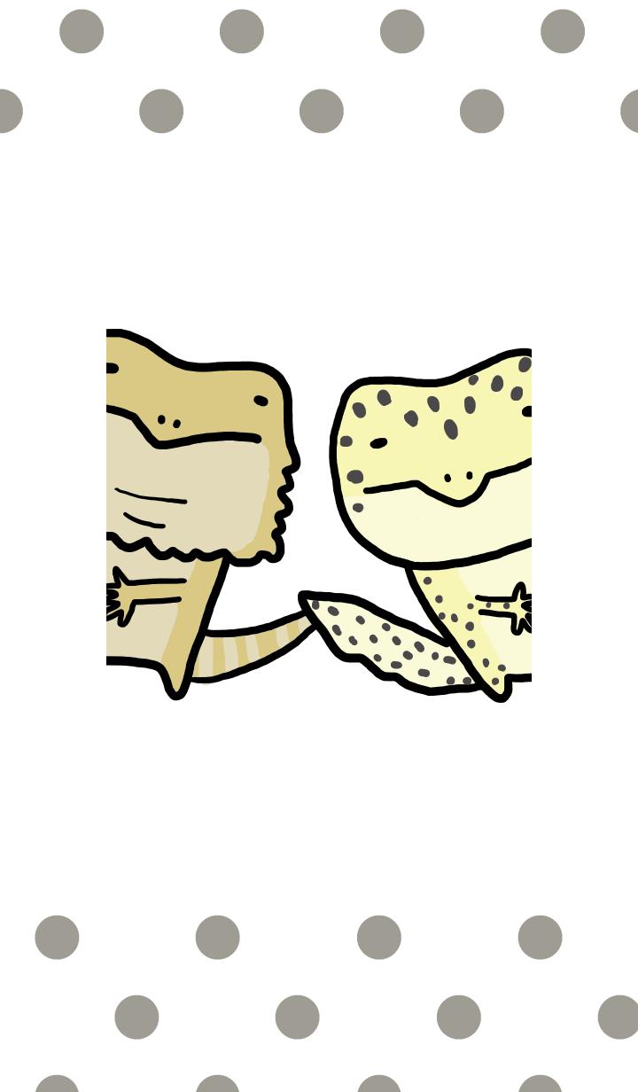 kawaii reptiles