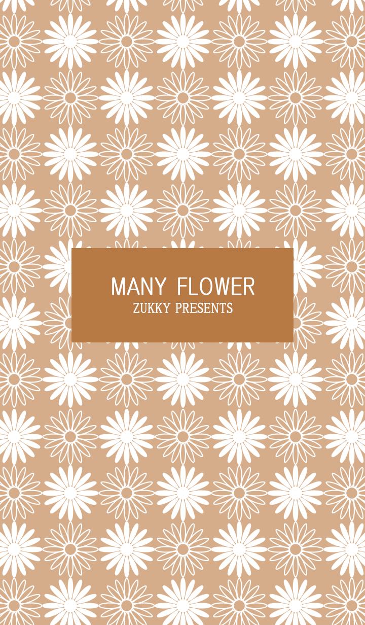 MANY FLOWER69