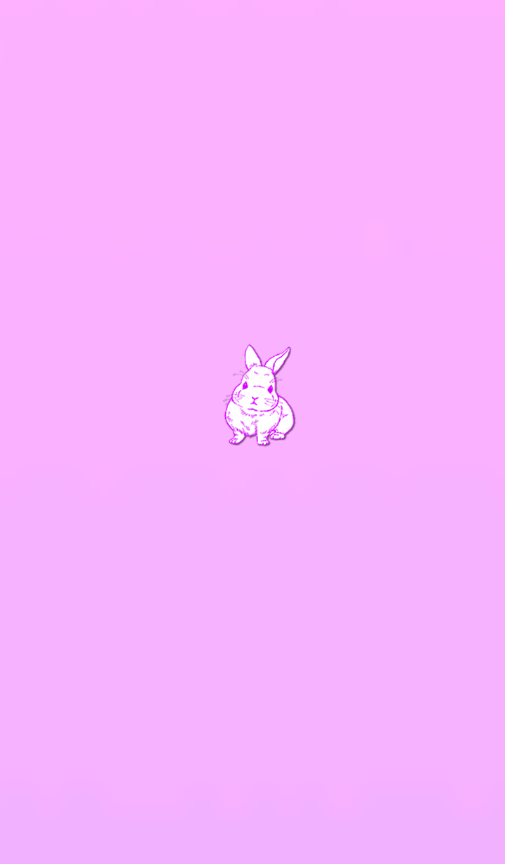 Simple and realistic rabbit 8
