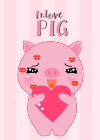 In love Pig Theme