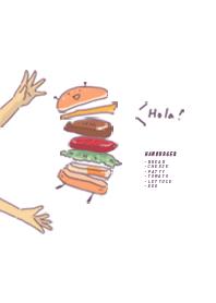 HOLA! 漢堡