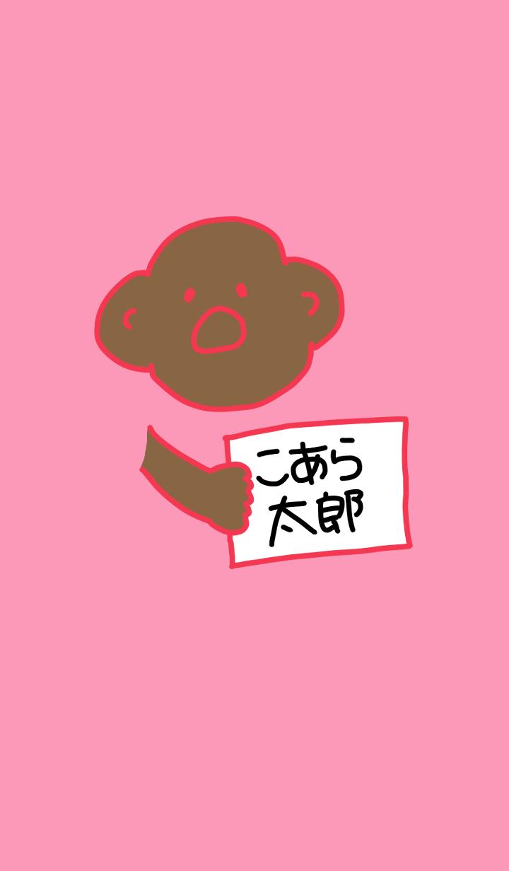 Koara Taro Black x Red 8