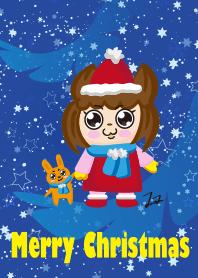聖誕小基妹(柯基妹)
