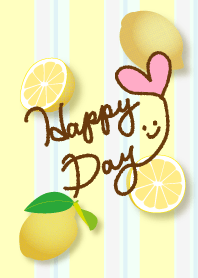 Smile - lemon pattern15-