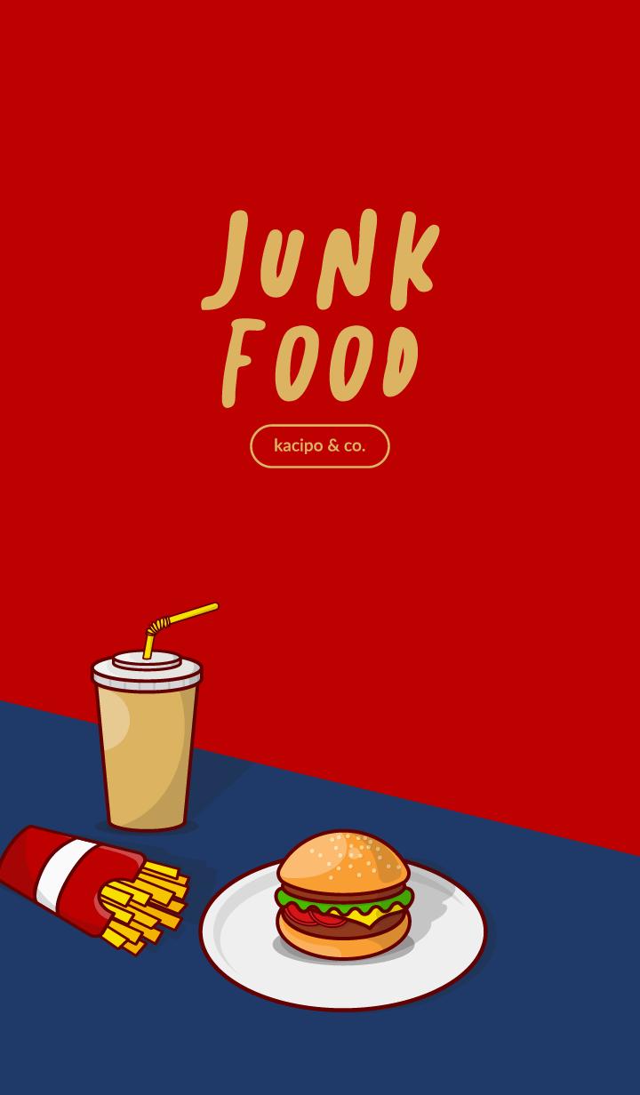 Junk Food & Coffee Ver.5