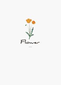 Gray : Flower