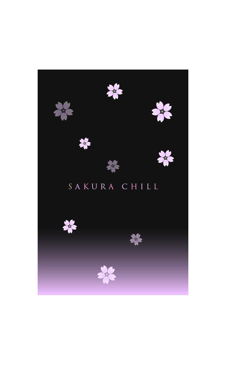 SAKURA CHILL 4 J