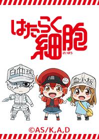 hataraku-saibou Vol.2