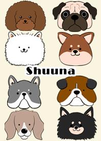 Shuuna Scandinavian dog style