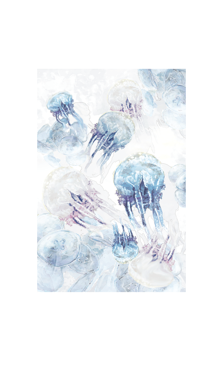 WatercolorJellyfish