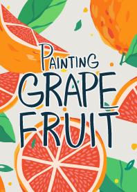 Painting_Grapefruit