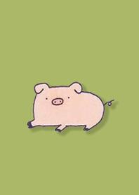 Pig melon