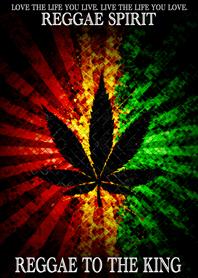 Reggae to the king reggae spirit