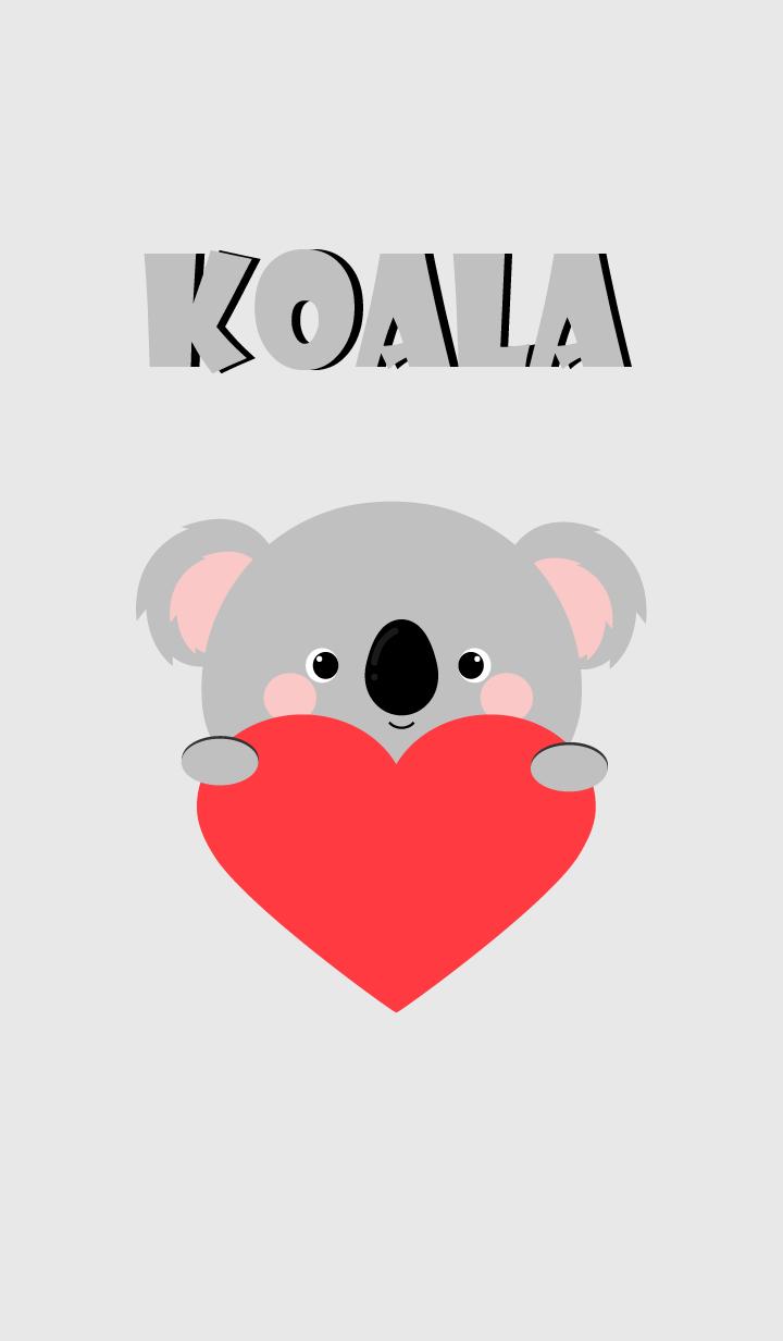Cute Koala theme Vr.1 (jp)